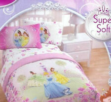 Disney Princess Comforter twin/full size Licensed bedding Tiana Cinderella new