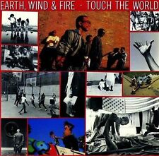 Earth Wind & Fire: Touch the World  Audio Cassette
