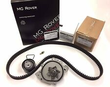 MGTF/MGF Dentada/Timing Belt Kit Auto Tensor de Inc Bomba De Agua Original MG