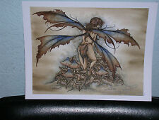 Amy Brown - Untamed - SIGNED - OUT OF PRINT - VERY RARE
