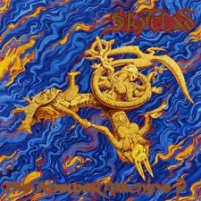Skyclad - The Answer Machine (CD, 1997, Massacre Records) RARE/OOP