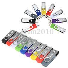 MECO  8GB 8G USB 2.0 Folding Flash Drive Memory Stick Swivel Thumb Pen