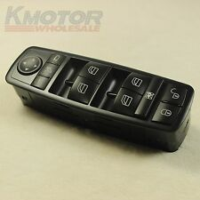 New For Mercedes-Benz GL ML R Class Power Window Mirror Master Control Switch