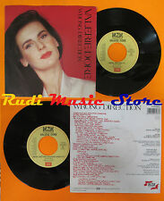 "LP 45 7"" VALERIE DORE Wrong direction 1988 italy EMI 06 2026977 cd mc dvd"