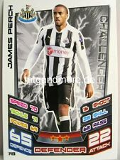 Match Attax 2012/13 Premier League - #149 James Perch - Newcastle United