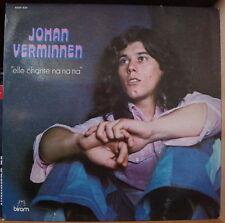 "JOHAN VERMINNEN ""ELLE CHANTE NA NA NA"" FRENCH LP"