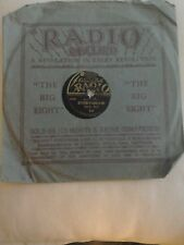 78 rpm Edison Bell Radio Record.Stewdle-Oodle-OO.No.88029.