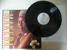 MIRIAM MAKEBA - SANGOMA disco 33 giri WB RECORDS 1988 USA