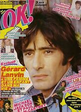 OK ! N° 417 01 84 MICHAEL JACKSON-PAUL McCARTNEY-LIO-GERARD LANVIN-