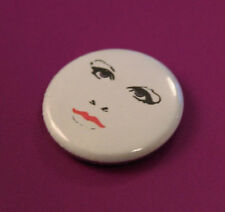 Prince When Doves Cry Face Fan Tribute Commemorative Button Pin Badge Brooch 1cm