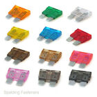 Car Auto Standard Blade Fuses 1, 2, 3, 4, 5, 7.5, 10, 15, 20, 25, 30 & 40 Amp