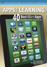 Apps for Learning: 40 Best iPad/iPod Touch/iPhone Apps for High School Classroom