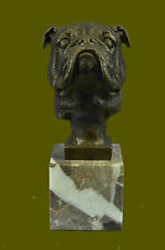 TOO CUTE AUSTRIAN BRONZE MINIATURE ART DECO DOG TERRIER SCULPTURE BOOKEND FIGURE