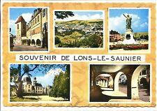 CP 39 JURA - Lons-le-Saunier - Multivues colorisées