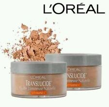 L'Oreal Translucide Naturally Luminous Loose Powder #962 DEEP NEW & SEALED.