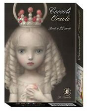 Ceccoli Oracle Cards by Nicoletta Ceccoli, brand new!