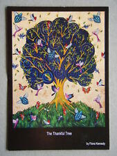 The Thankful Tree Fiona Kennedy Project Thankful Brochure Postcard