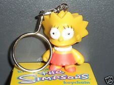 Kidrobot The Simpsons Keychain ~ Lisa