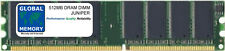 512MB DRAM DIMM RAM FOR JUNIPER SECURE SERVICES GATEWAY SSG140 (SSG-100-MEM-512)