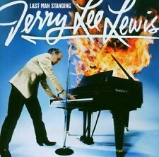 Jerry Lee Lewis Last man standing-The duets (2006) [CD]