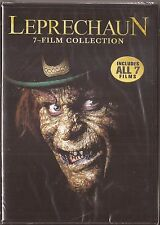LEPRECHAUN 7 FILM COLLECTION DVD SET + DIGITAL COPY + UV - SHIPS NEXT DAY FAST