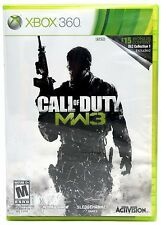NEW Xbox 360 Call of Duty Modern Warfare 3 video game MW3 with DLC Pack 1 COD