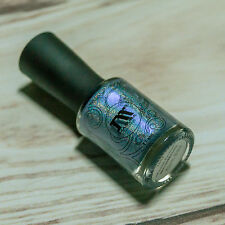 MASURA Mermaid's Pearl Indie Nail Polish Lacquer Gold Collection Holographic