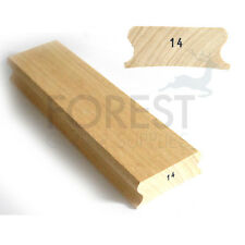 "Guitar fingerboard sanding and gluing radius 14"" block -  85x300mm"