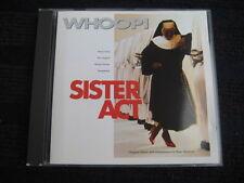 CD  OST  Sister Act  Eine himmlische Karriere  Whoopi Goldberg Topzustand