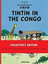 Tintin in the Congo by Herge 9782203096509 (Hardback, 2016)