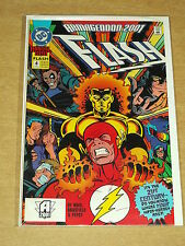 FLASH ANNUAL #4 DC COMICS 1991