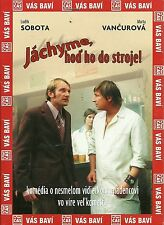 Jachyme, hod ho do stroje! (Joachim, Put It In The Machine) DVD English subtitle