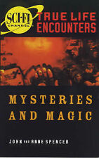 SciFi Channel - Mysteries and Magic by John & Ann Spencer (Paperback, 2000)