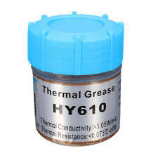 HY610 10g Or Thermique Conductive Graisse Pâte Pour CPU GPU Heatsink Processeur