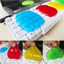1Pcs Magic Keyboard Cyber Computer Dust Cleaning Slimy Candy Color Gel Cleaner