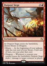 MTG OUTPOST SIEGE - ASSEDIO DELL'AVAMPOSTO - FRF - MAGIC