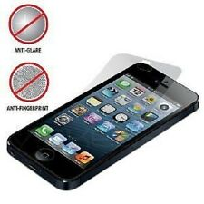3 front & back Anti-Glare Matte Screen Protectors Cover Film For iphone 5 5s SE