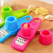 Hot Specialty Styling Tool Ginger Garlic Press Twist Peeler Cutter Crusher