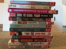 Manga Books First Volumes Total 13 Skip Beat Chobits Battle Vixen Boys Be Fake