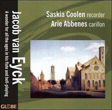 Jacob van Eyck: A wonder for all the ages in his flute and bell-playing, New Mus