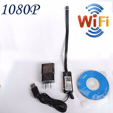 Wireless HD 1080P Infrared night vision lens SPY Hidden Camera Wifi Module DIY