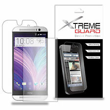 XtremeGuard LCD FULL BODY Screen Protector Shield For HTC One M8 (Ultra Clear)