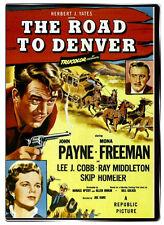 The Road to Denver 1955 DVD - John Payne, Skip Homeier, Lee J. Cobb