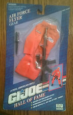 """1993 AIR FORCE FLYER GEAR OUTFIT 12"""" G.I. JOE HALL OF FAME REAL AMERICAN HERO"""