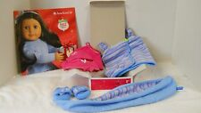 "American Girl 18"" Doll Bath Wrap Set  SPA Set plus MINI Holiday Sale Catalog"