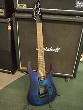 Ibanez RG7420 7-String Electric Guitar Sapphire Blue NEW! Open Box! World Ship!