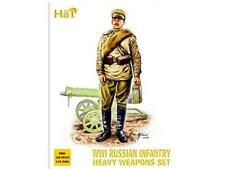 Hat 1/72 8080 WWI Russian Infantry Weapons Set