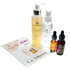Le Mieux Skin Care Acne System Kit 4 Total products one of the best acne kit