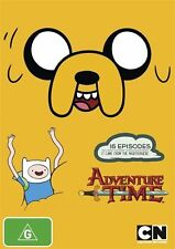 ADVENTURE TIME. IT CAME FROM THE NIGHTOSPHERE. FAMILY. DVD. R4. LIKE NEW