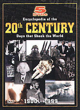 Encyclopedia of the 20th Century: Days That Shook the World - 5 Pack, DVD